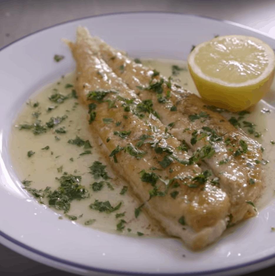 Seezunge à la Meunière – einfach klassisch
