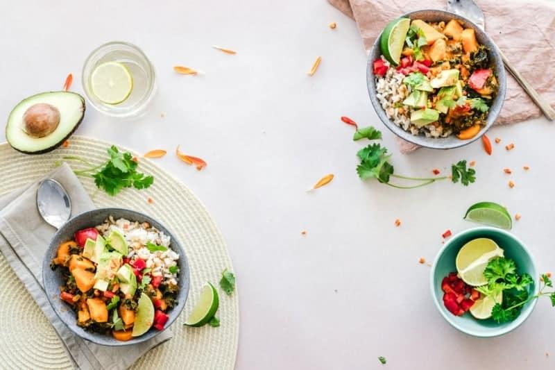 Abwehrkräfte stärken gesunde Ernährung