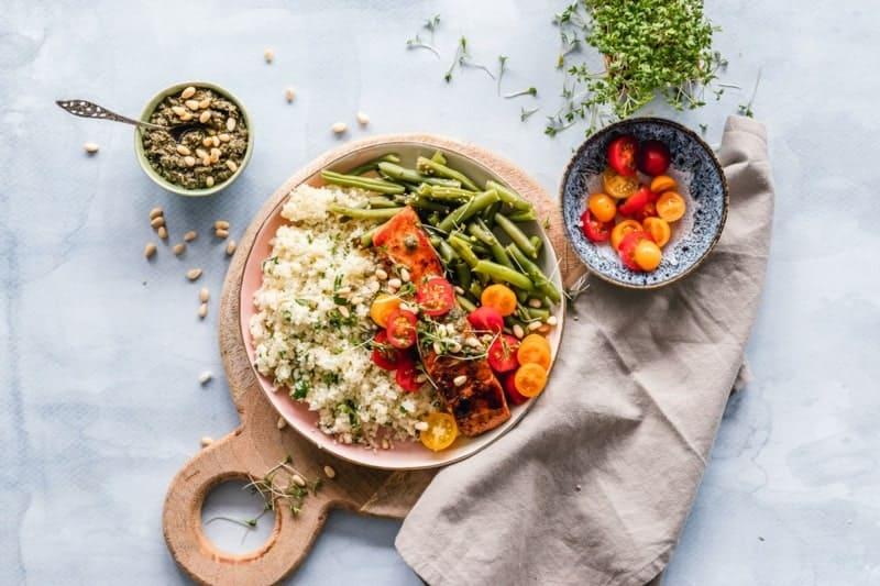 Kochen im Lockdown gesunde Gerichte
