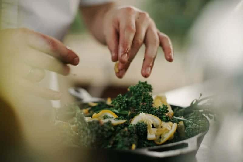 Kochen in der Quarantäne