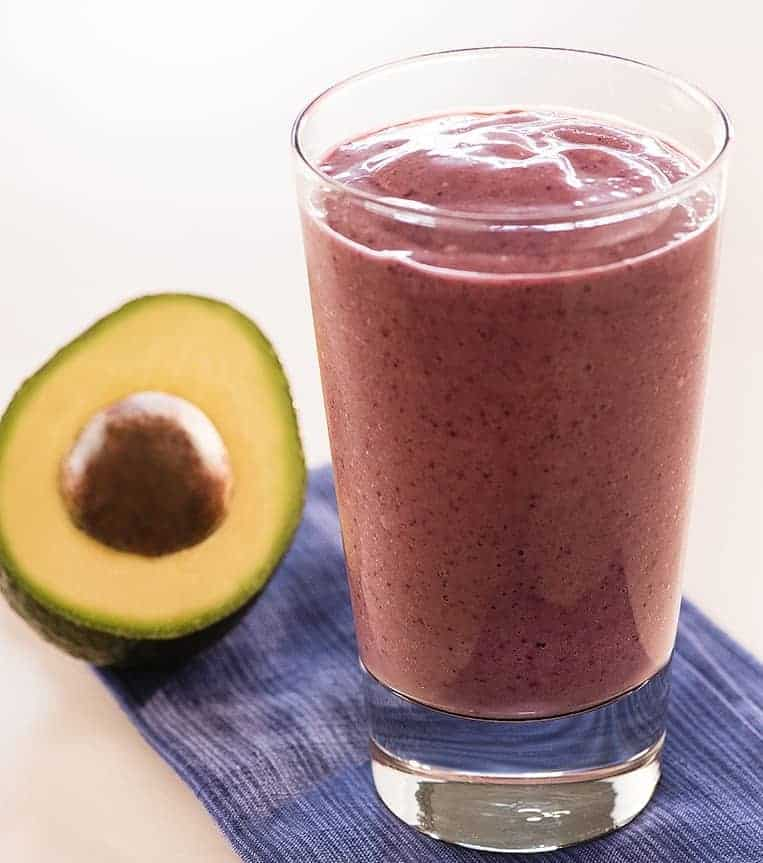 Avocado Rezept: einfach der beste Smoothie