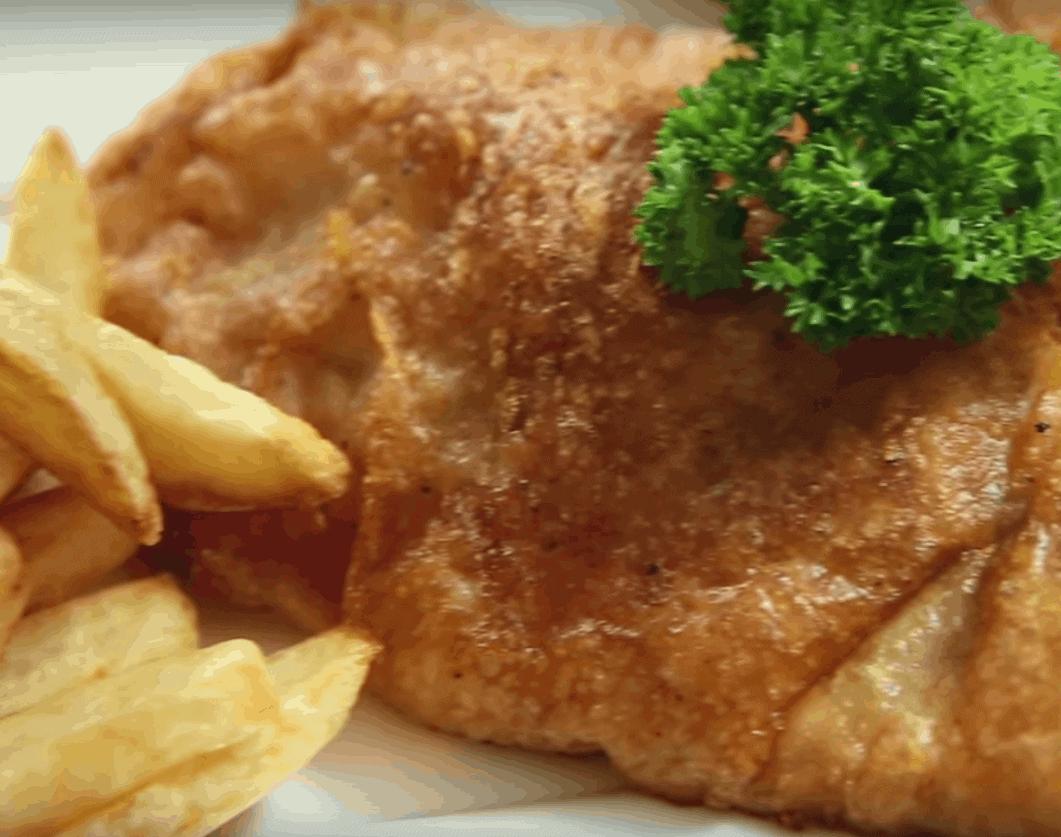 Fish and Chips – genial aus nur 7 Zutaten