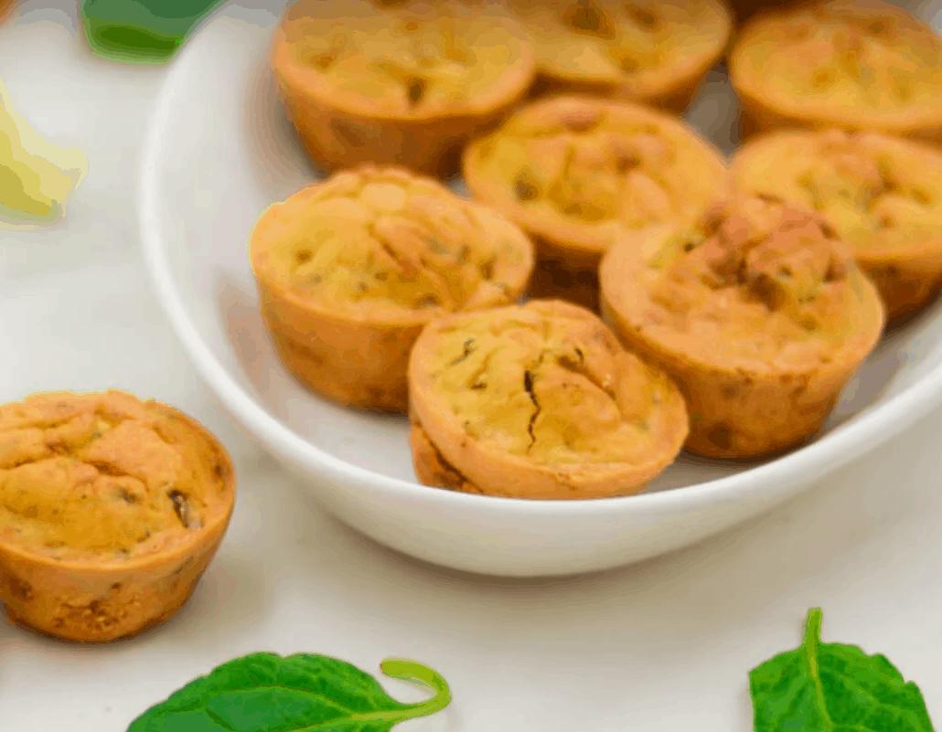 Kichererbsen Rezepte: tolle Frittata-Muffins