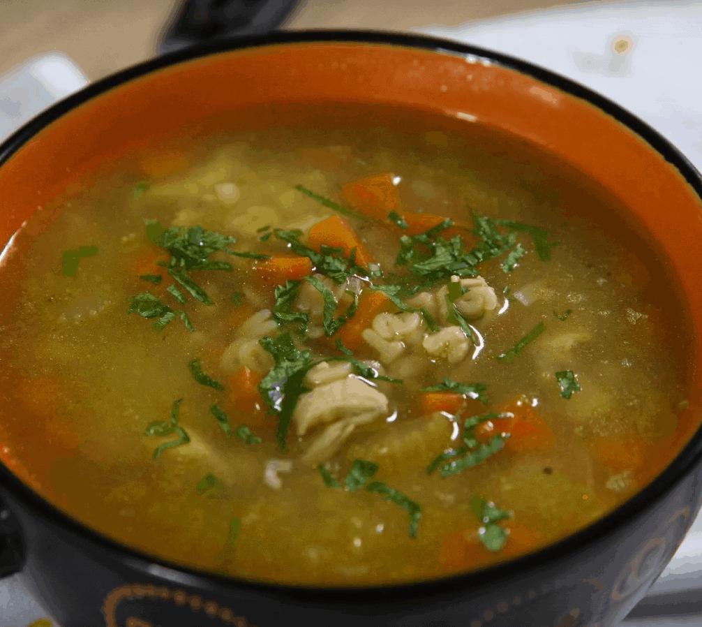 Nudelsuppe: die beste 30-Min-Buchstabensuppe