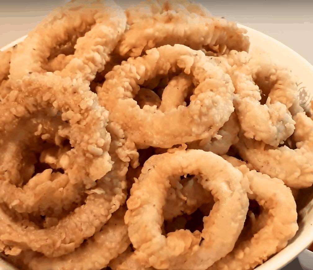 Calamari das beste griechische 15-Min-Rezept