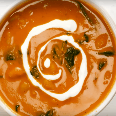 Bohnen kochen, Bohnensuppe