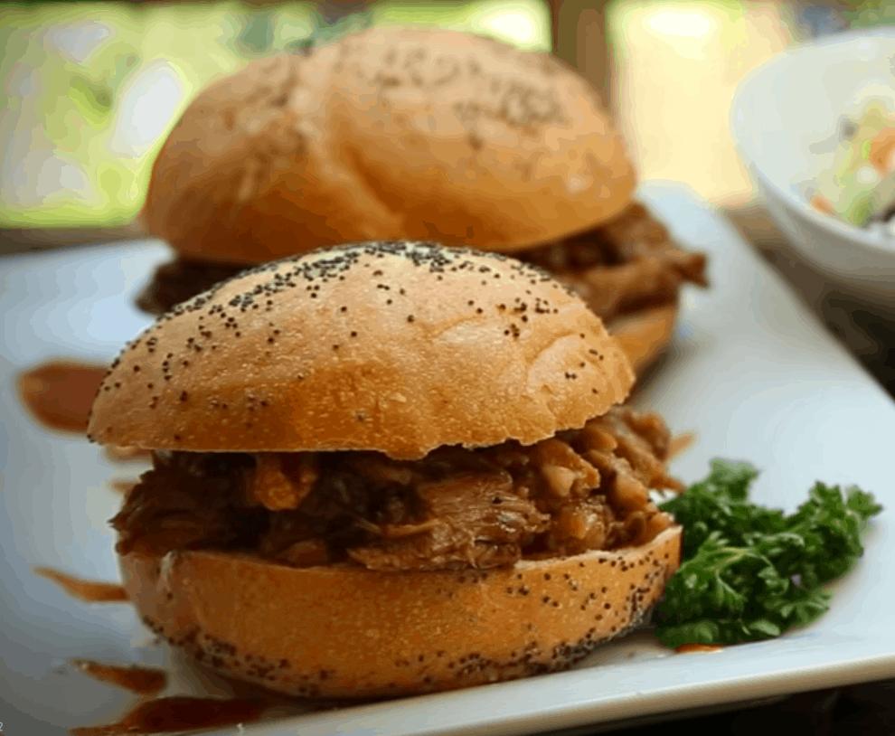 Pulled Pork Burger: 10 Portionen so genial