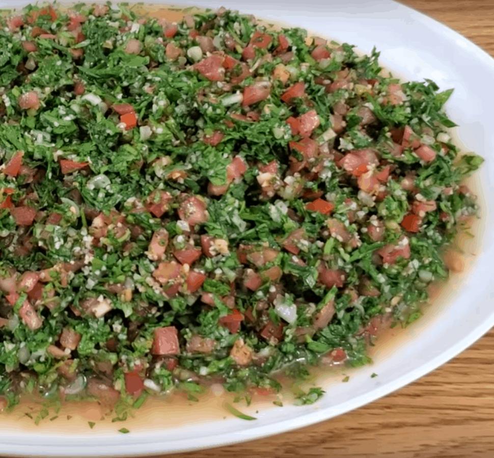 Tabouleh: lecker & simpel für 6 Personen