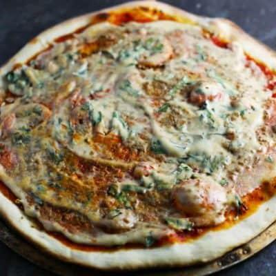 Pizza Margherita vegan