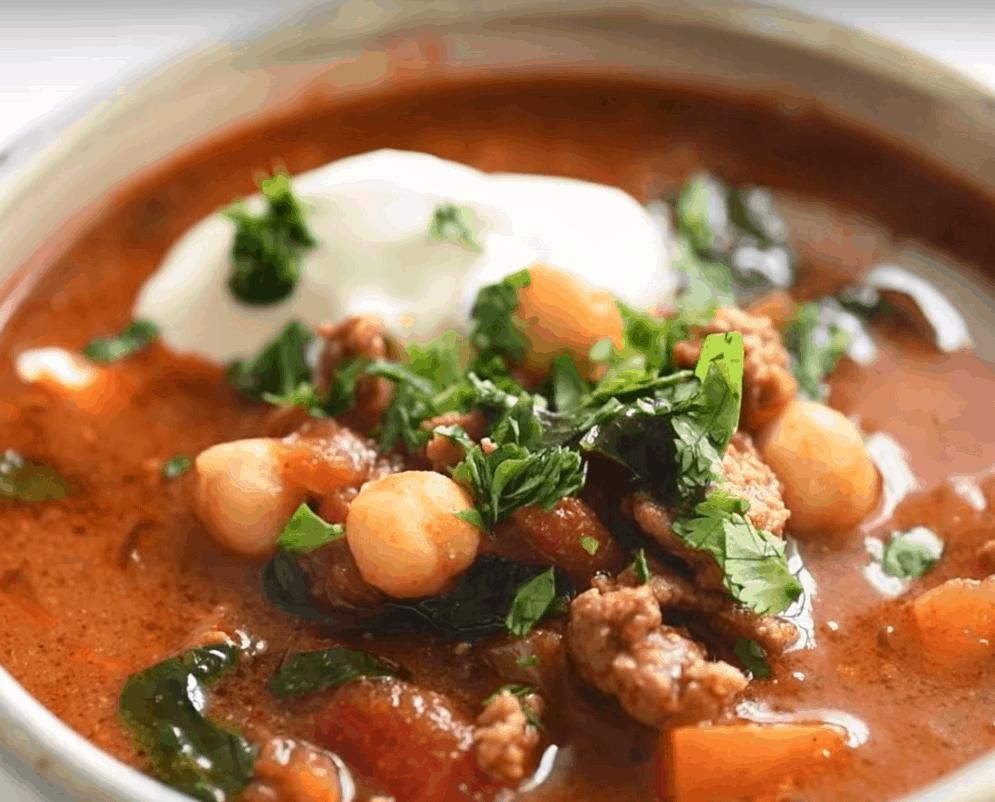 Kichererbsen Rezepte: tolle 30-Min-Suppe