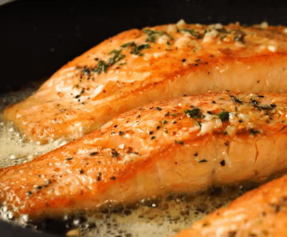 Schnelles Abendessen: lecker 15-Min-Lachs