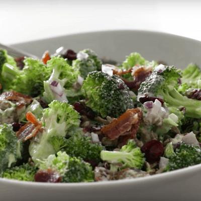 fertiger Brokkolisalat